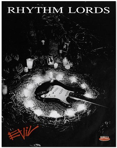 Evil-poster